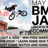 MAY 4TH BMX JAM (Jacksonville Commons)