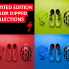 Limited Edition Color Dipped Collections