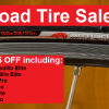 Road Tire Sale