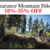 Clearance Mountain Bikes