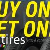 Specialized BOGO Tire Sale